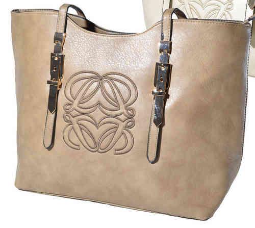 Damen Handtasche in braun