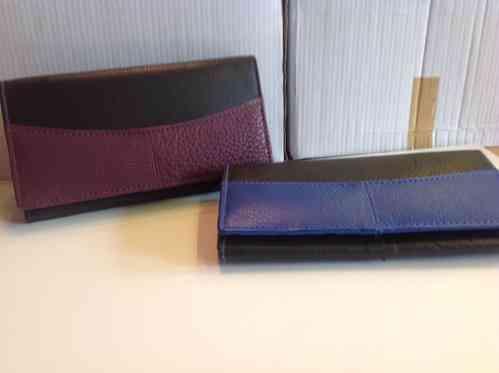 Damen Portemonnaie farbig