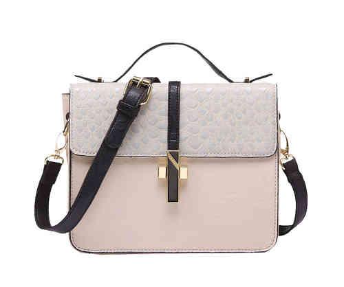Elegante Handtasche in rosè