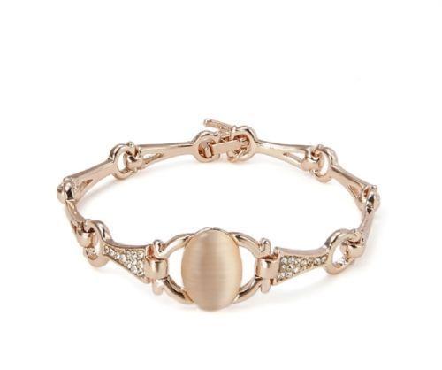 Armband gold Steinchen