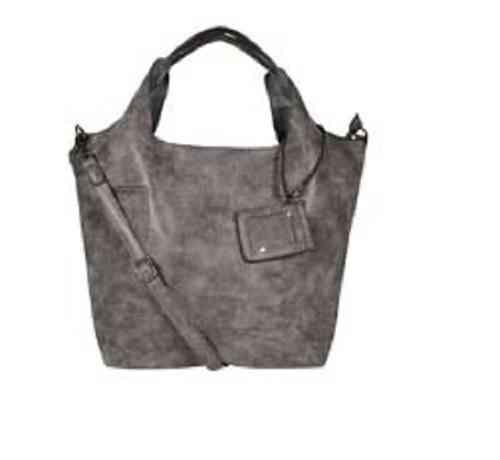 Trendige Damen Tasche taupe oder grau