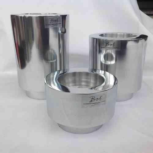 Aluminium Teelicht