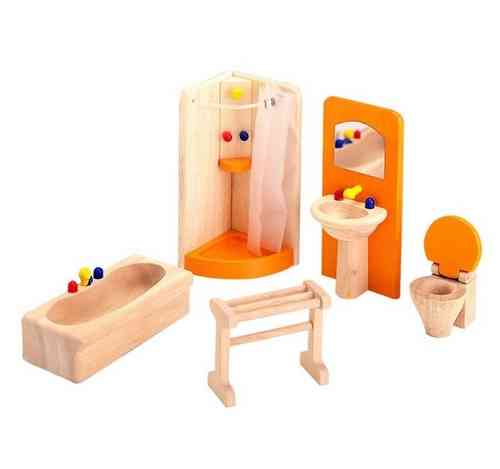Puppenhaus Badezimmer