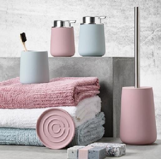 Zone Handtuch Rosa Dekoik Online Shop