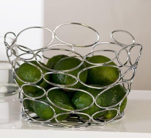 Früchtekorb  metall