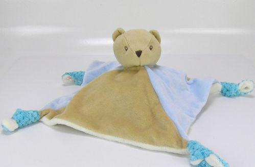 Schnuffeltuch Teddy
