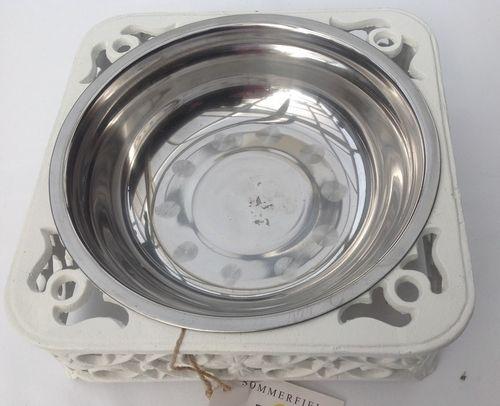 Hundenapf auf Metallständer1