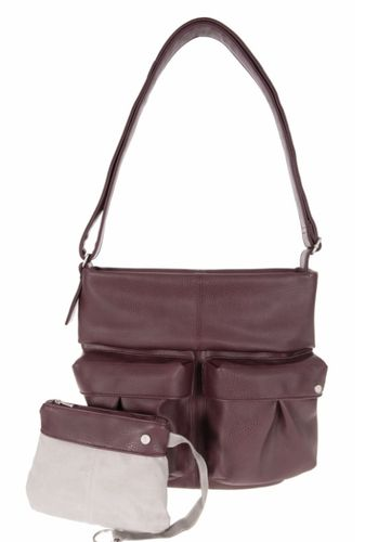 ZWEI Shopper Romy wine