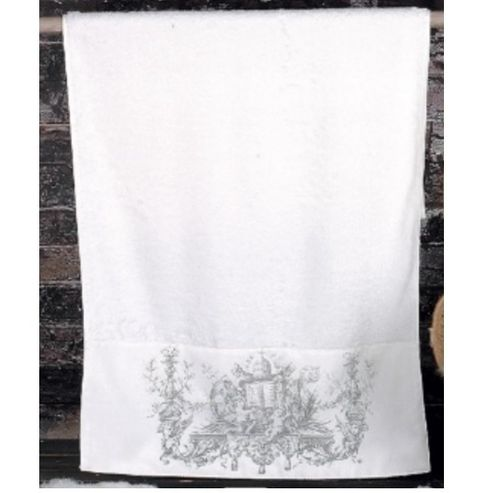 Handtuch weiss