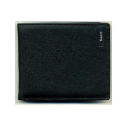 Geldbörse RFID schwarz