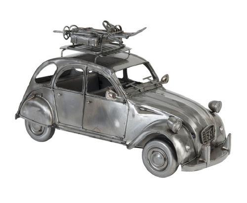 Model Auto silber