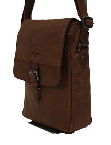 Sansibar Shoulder Bag darkbrown
