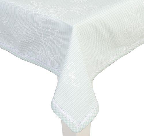 Tischdecke mint