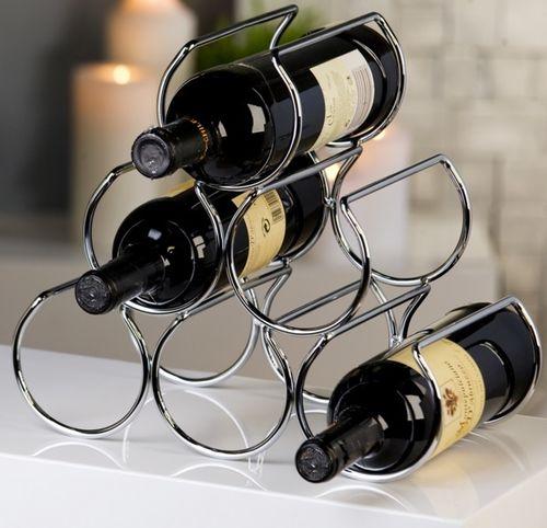 Weinständer SIX metall
