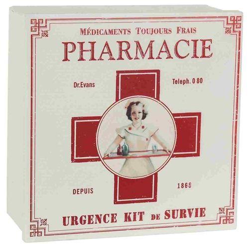 Metalldose Pharmacie