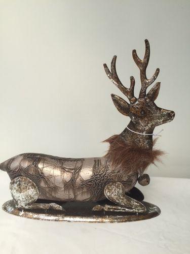 Weihnachts Hisch metall