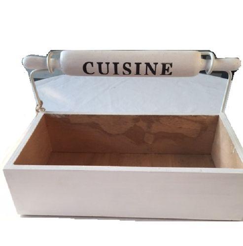 Küchenbox aus Holz Cuisine