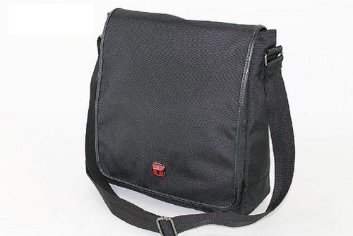 Herren Schultertasche Umschlagtasche
