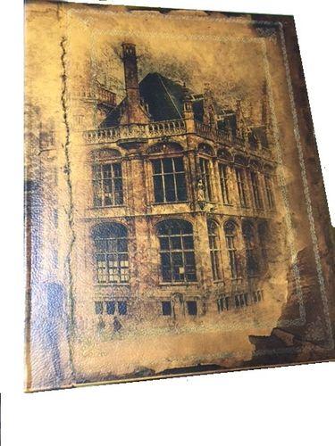 Buch Attrappe Haus