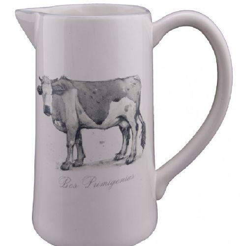 Milchkrug creme Kuh