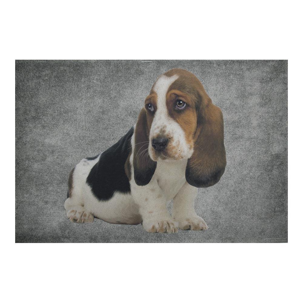 Türmatte Hund Basset