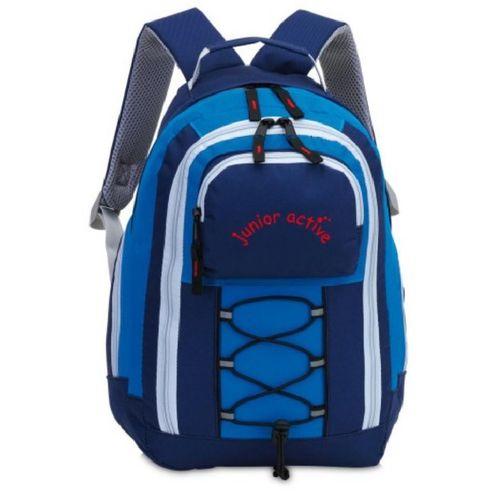 Kinder Rucksack blau