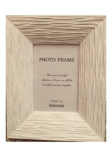 Bilderrahmen weiß 10x15 cm