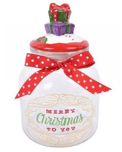 Glasdose Geschenke Weihnachten