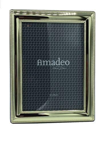 Bilderrahmen Amadeo goldfarben15x20cm