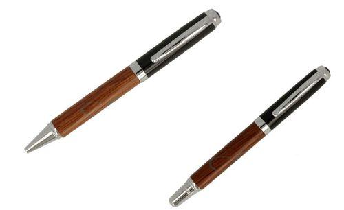 2tlg. Schreibset aus Holz