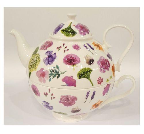 Teekanne Streublümchen