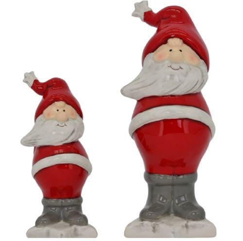 Figur Santa Chrissie 2er Set