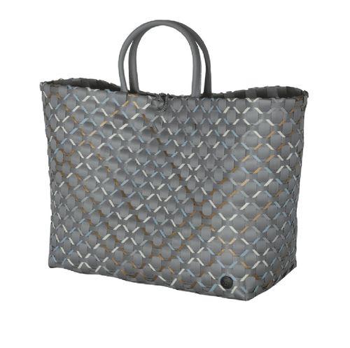 Shopper Glamour grau