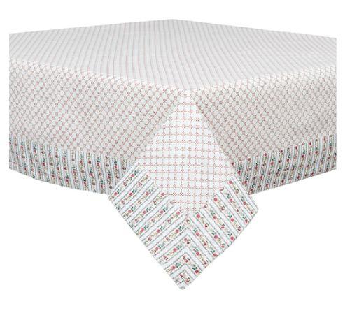 Tischdecke Kreise 150x250
