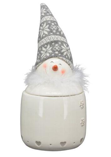 Keksdose Schneemann  Weihnachten