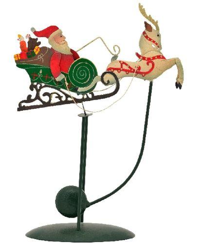 Weihnachtsdeko Blech