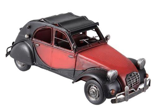 Modellauto Metall rot