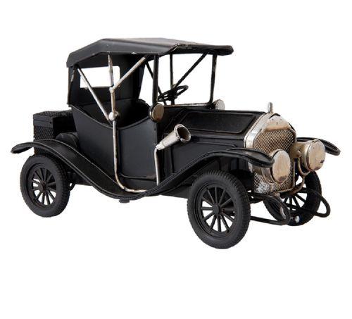 Oldtimer Sammlerauto schwarz