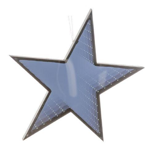 Stern LED leuchtend 30 cm