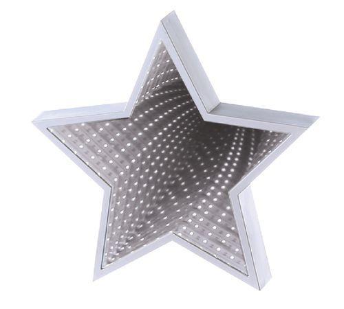 Stern LED leuchtend 30 x5 cm