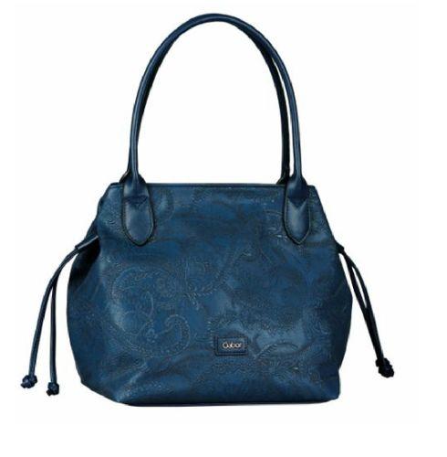 Gabor Shopper Paisley blau