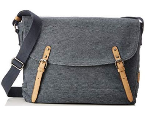 T.T. Messenger Bag Max blau