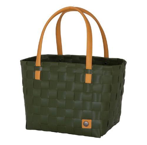Shopper Color block  grün
