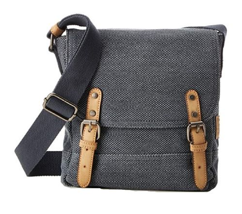 T.T. Cross Bag Max blau