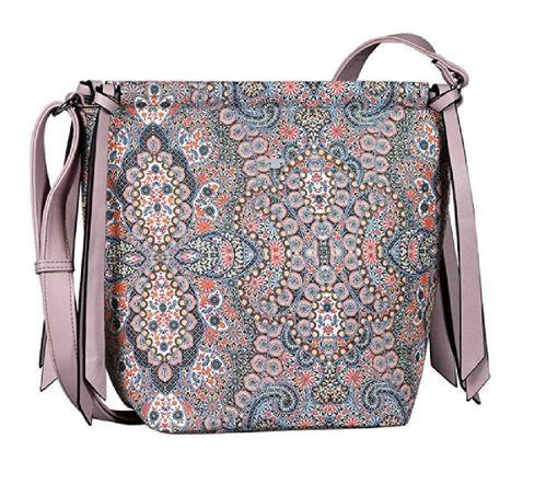 Damen Susan Hobo multi Handtasche