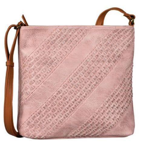 Beuteltasche Felisa crossbag rosa