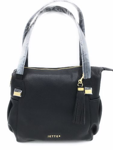 Damen Shopper schwarz