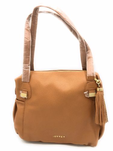 Damen Shopper camel