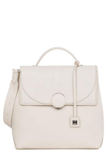 Damen Handtasche hellgrau