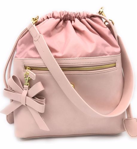 Jette Shopper Nylon rose